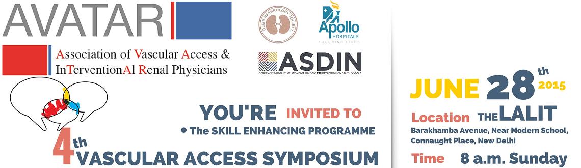 Vascular Access Symposium 2015