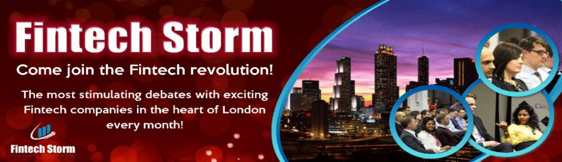 Book Online Tickets for Fintech Storm India, Mumbai. Fintech Storm, the spectacular success story from London in building the fintech & payments ecosystem is coming to Mumbai this summer. In a pioneering initiative to bring together the CEOs of payments & fintech companies for ideas and networ