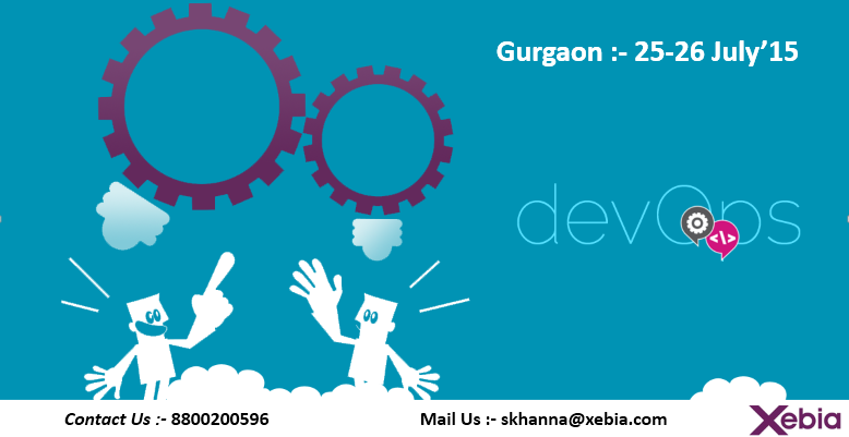 DevOps Training | 25-26 July 2015 | Gurgaon