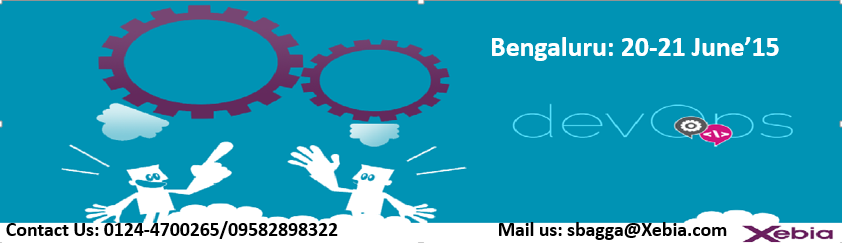 DevOps Training | 20-21 June 2015 @ Bengaluru