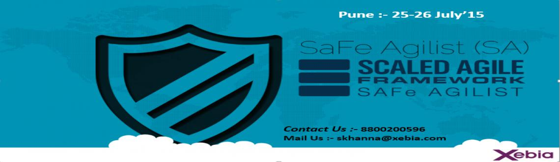 SAFe Agilist (SA) | 25-26 July 2015 | Pune