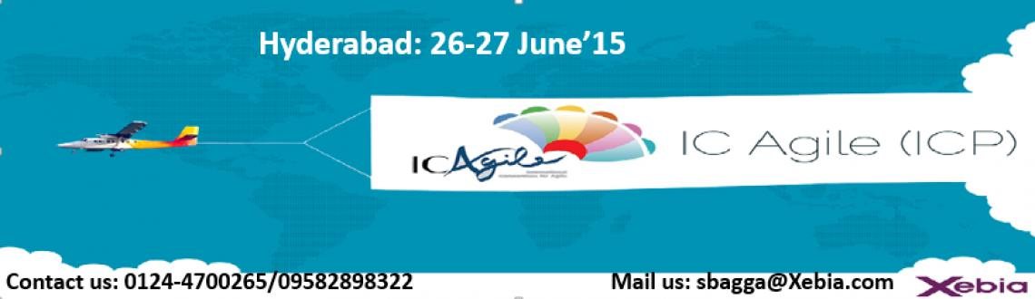 IcAgile Certified Professional Training| 26-27 June 2015 @ Hyderabad