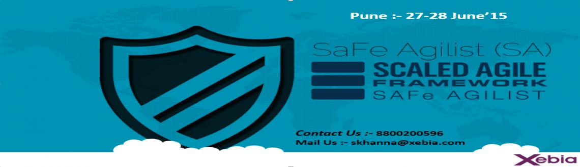 SAFe Agilist (SA) | 27-28 June 2015 | Pune
