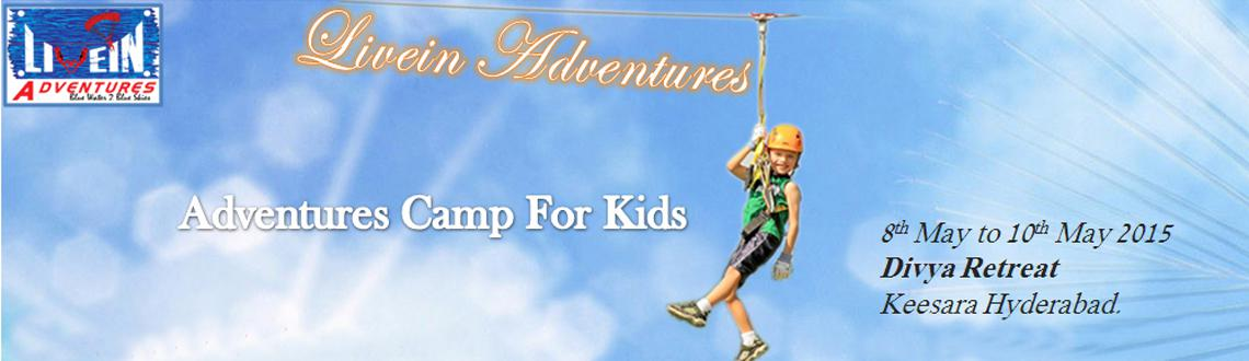 Adventure Camp For Kids