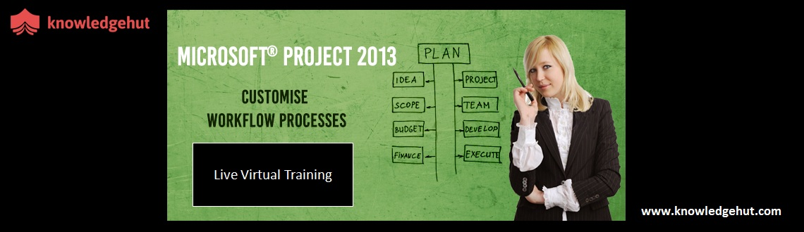 Get trained on Microsoft Project 2013