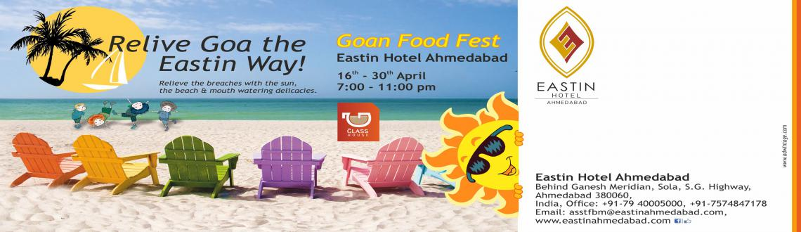 Goan Food festival - Eastin Hotel Ahmedabad