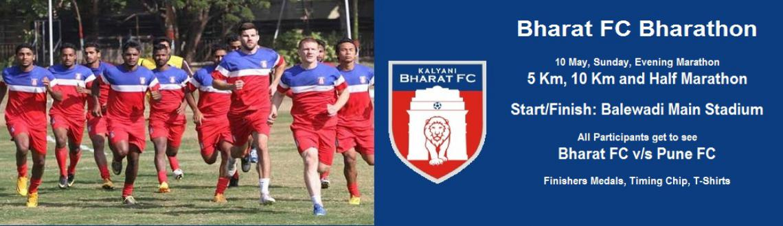 Book Online Tickets for Bharat FC Bharathon, Pune. Be a part of an excellent organized running event. 
