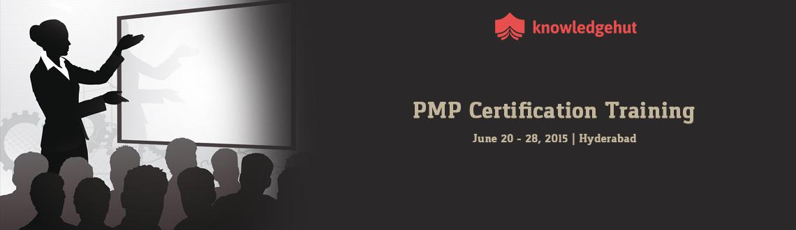 Book Online Tickets for PMP Certification Training in Hyderabad, Hyderabad.  