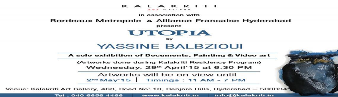 Book Online Tickets for UTOPIA, Hyderabad.