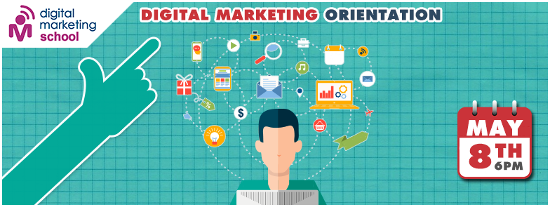 Book Online Tickets for Digital Marketing Orientation , Hyderabad. Digital Marketing Orientation:The success of every company lies in its customer base. This overivew helps you to visualize how to improve your ability to generate excellent content to attract target customers, understand what impact your marketing ac