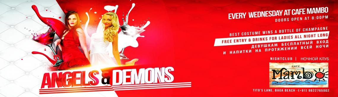Book Online Tickets for Angels  Demons , Calangute. 