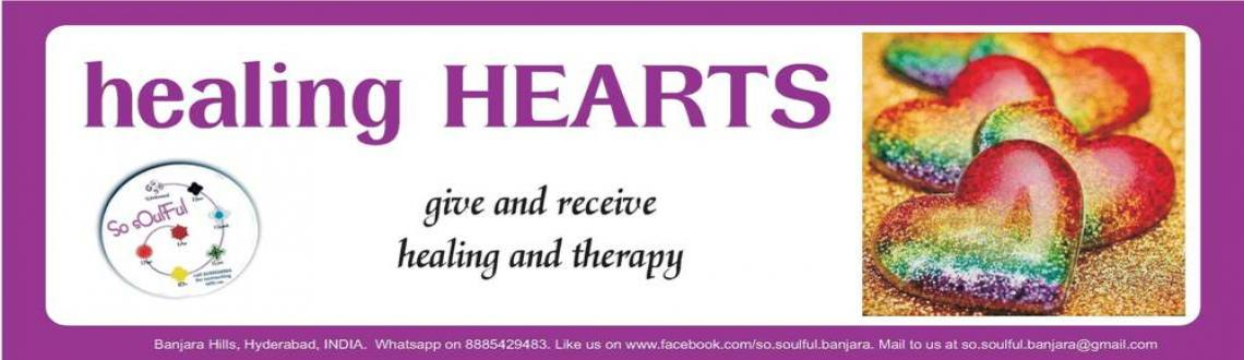 Book Online Tickets for HealingHearts, Hyderabad.