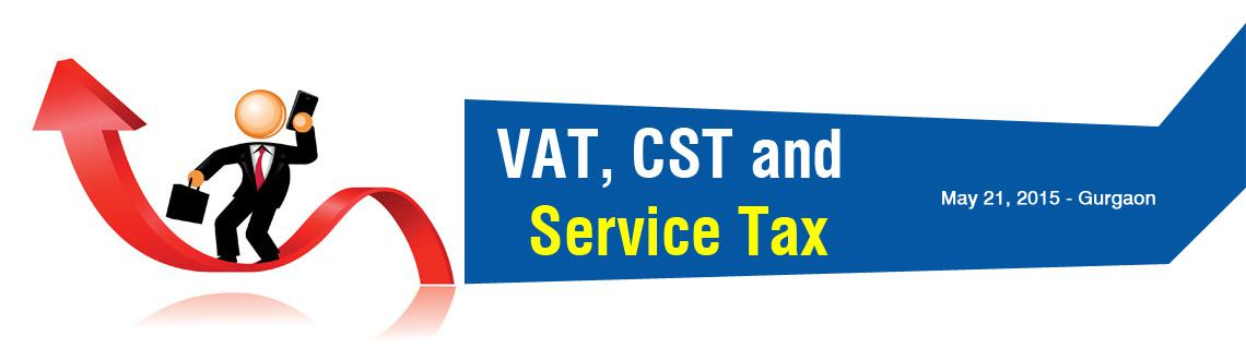 Book Online Tickets for Works Contract - VAT, CST and Service Ta, Gurugram. Taxation of works contract has posed great challenges to the taxman and the assesse. A works contract, being a composite activity of sales as well as service. VAT is payable on the goods portion and Service Tax is payable on the service portion. Howe