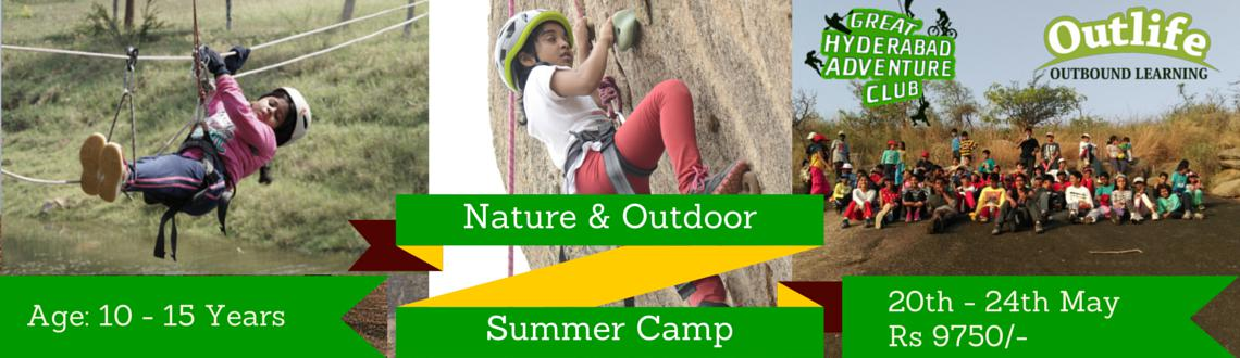 GHAC nature and outdoor summer camp.