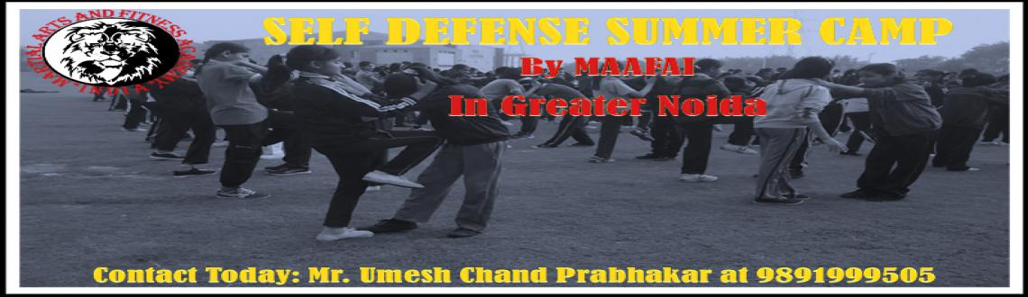 Enroll in one month camp of Basic Self Defense by Maafai