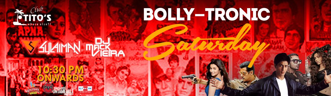 Book Online Tickets for Bollytronic Saturday, Calangute. 