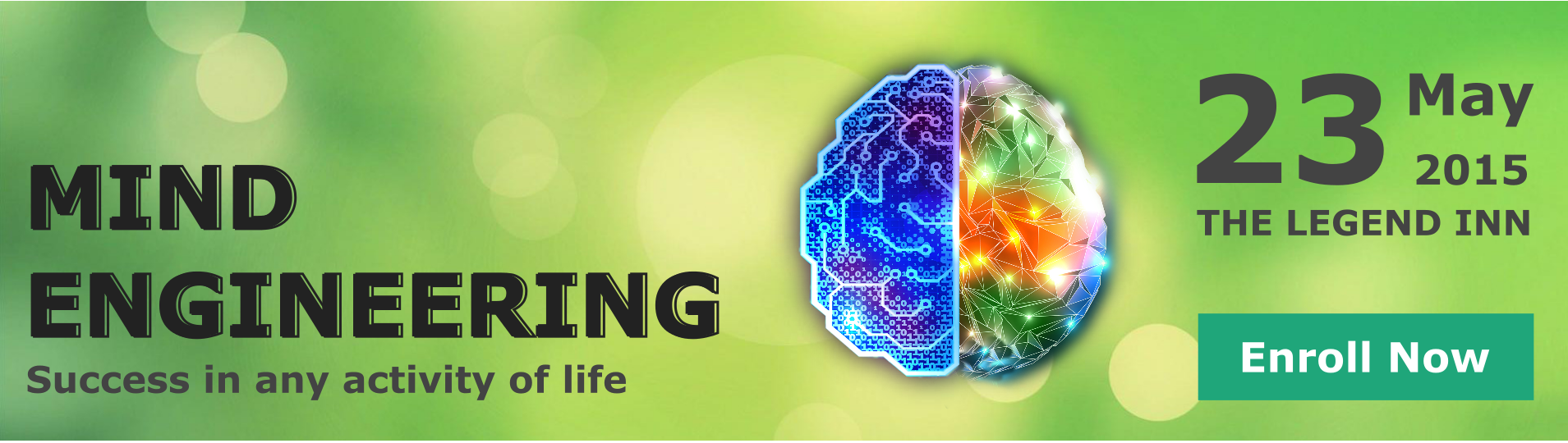 Book Online Tickets for One day Workshop on Mind Engineering, NewDelhi. TRAINERS NETWORK INTERNATIONAL 