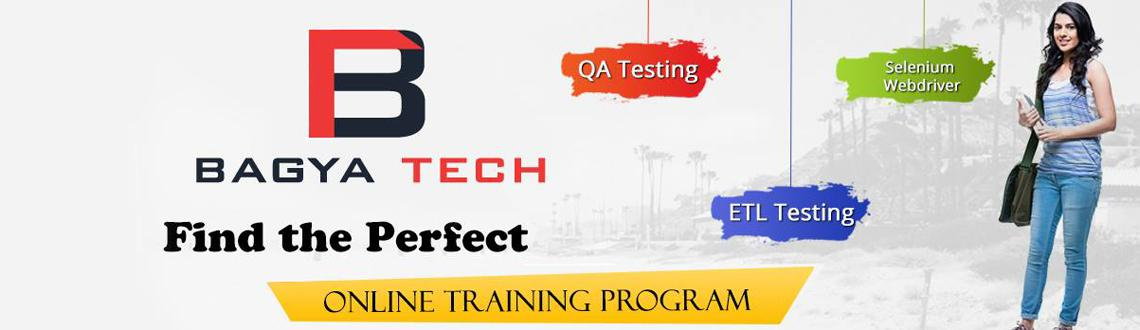 Book Online Tickets for Informatica Online Training And Job Assi, Jamaica. BagyaTech Trainings is the world's best online training providers with innovative features and flexible timings. We are committed to provide world class comprehensive online training over on demanding software technologies. With our proficient