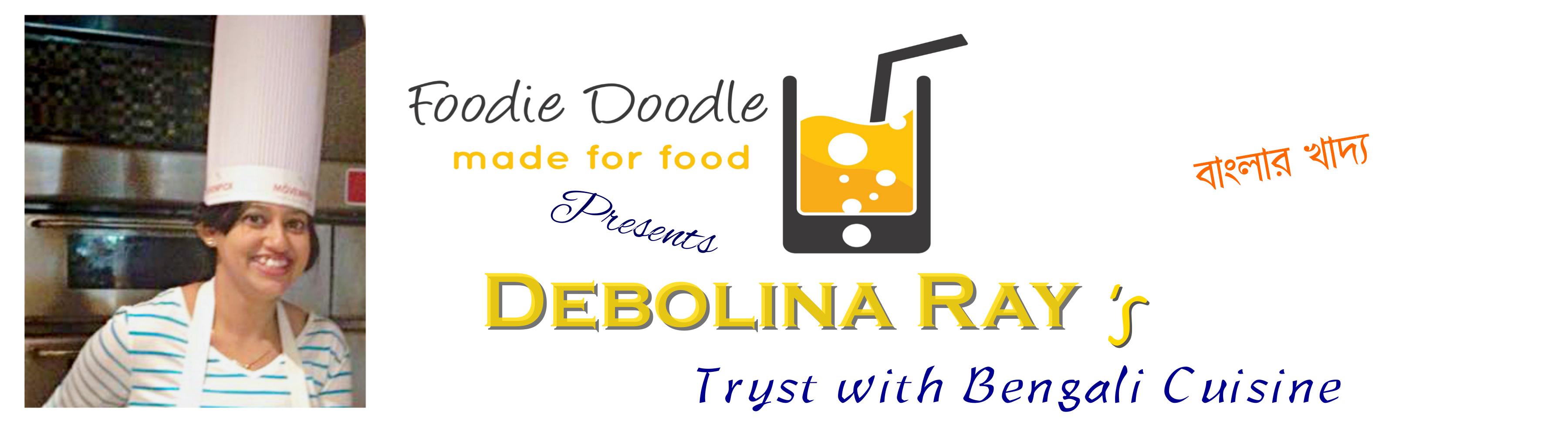 Foodie Doodle - Debos Bong Food