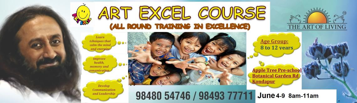 ART Excel Course  All Round Training in Excellence