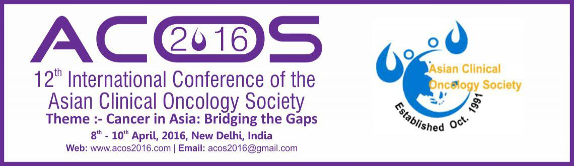8th to 10th April, 2016 (Friday to Sunday) at New Delhi, India.
