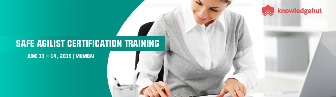 Book Online Tickets for SAFe Agilist Certification Training in M, Mumbai.  
