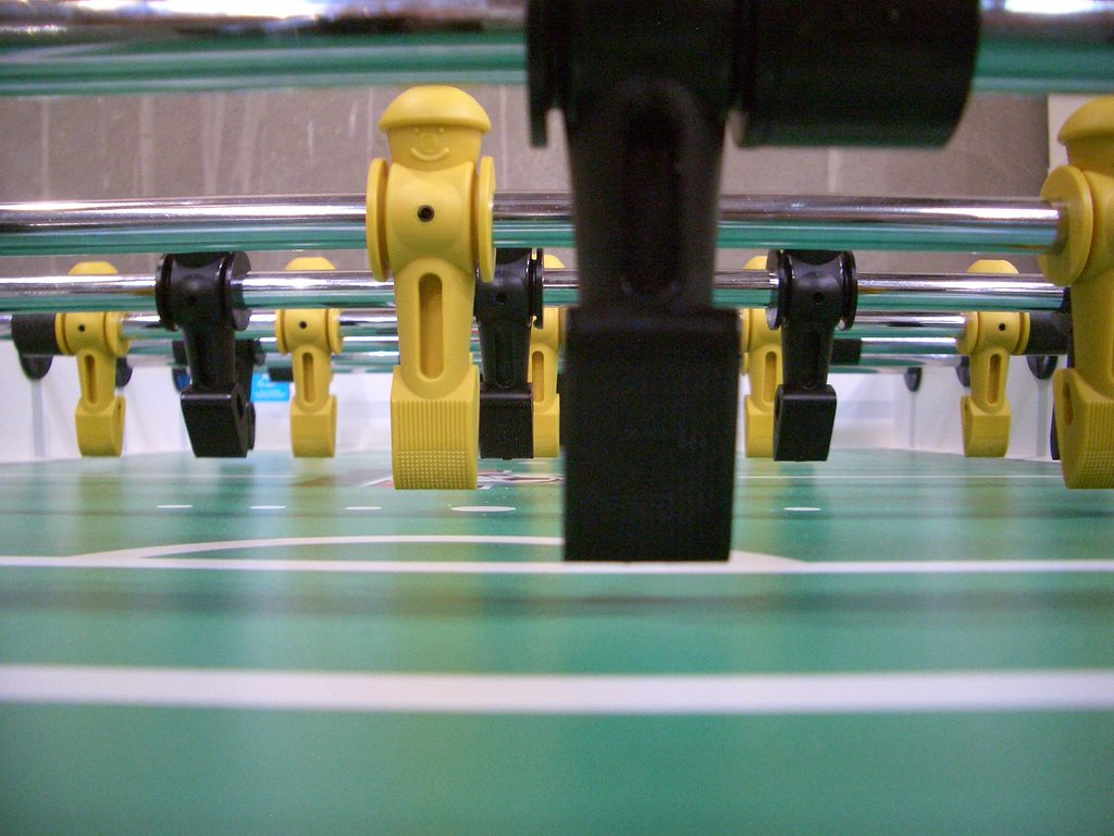 Fooscon: A Foosball Tournament