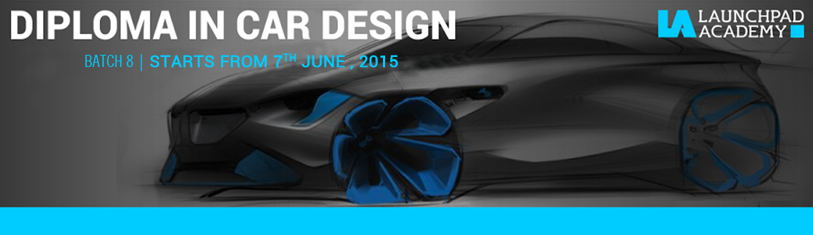 Diploma in Car Design (June 2015)