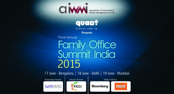 Family Office Summit India 2015 - Mumbai