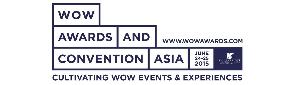 WOW Awards And Convention Asia 2015