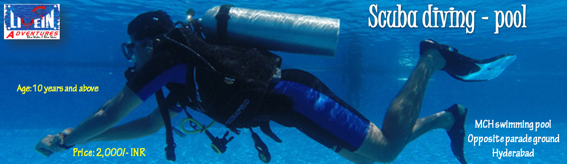 Discover Scuba Diving - Pool