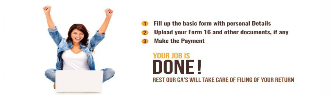 Book Online Tickets for Income Tax Easy Filing, Pune. We understand your unique tax filing needs. In today\\\'s fast-moving world where time is everything, we file Income tax returns that help you save time in achieving Tax Compliance. The solution is simple, smart and easy to use. We also provide tools