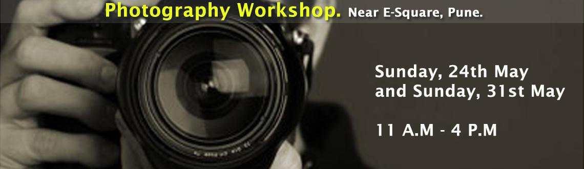 Basic Photography Workshop, Pune