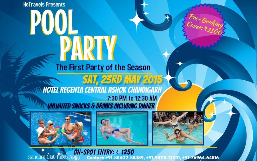 Splash N Burn - A Pool party