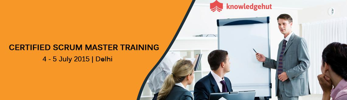 Book Online Tickets for Certified Scrum Master Training (CSM) in, NewDelhi.  