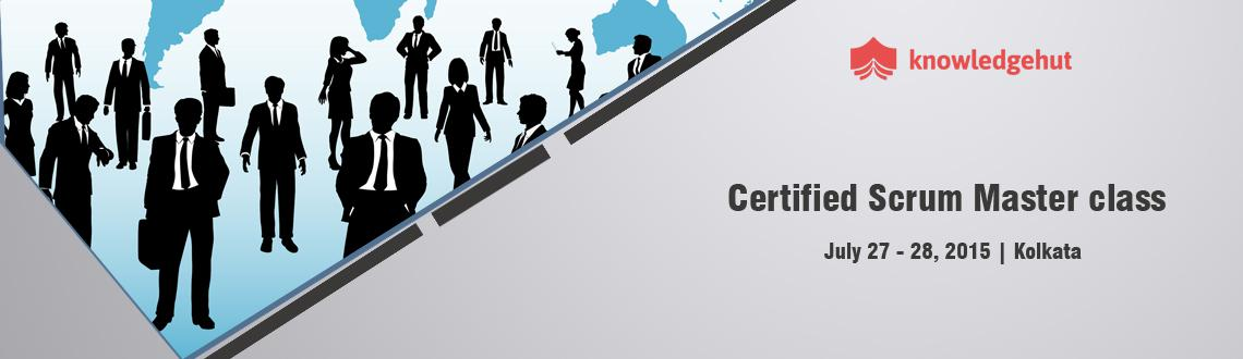 Certified Scrum Master Training (CSM) in Kolkata