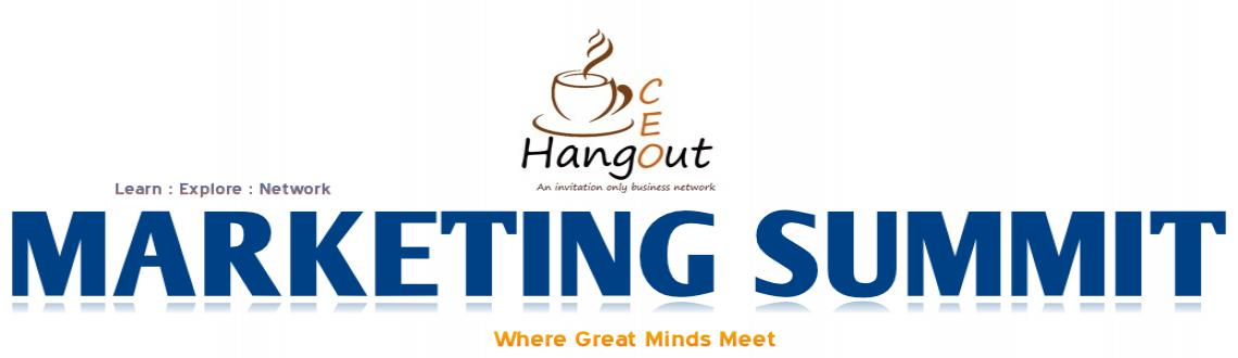 CEO Hangout Marketing Summit 2015