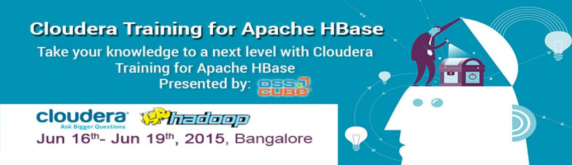 Cloudera Training for Apache HBase at Bangalore