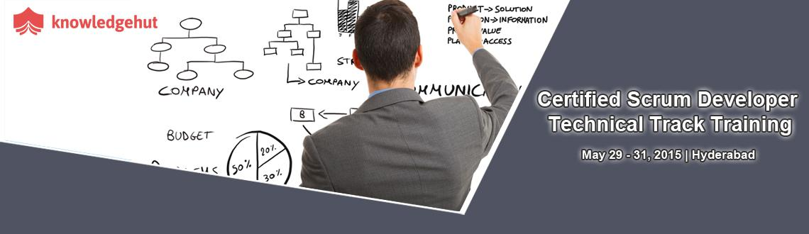 Certified Scrum Developer Technical Track Training in Hyderabad
