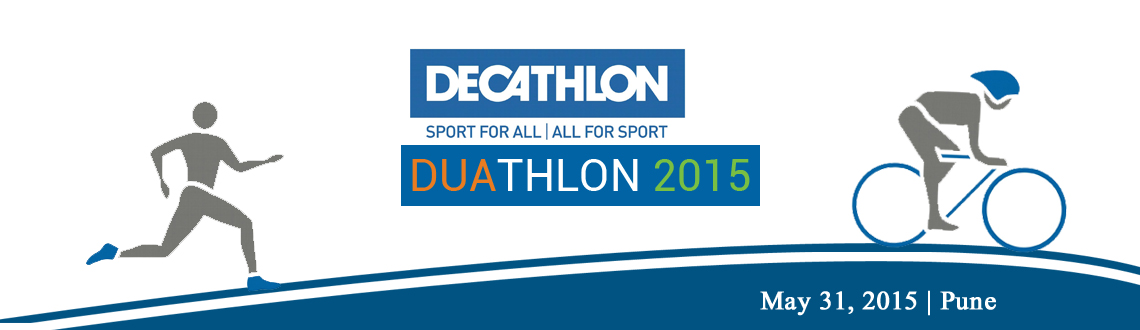 Book Online Tickets for Decathlon Duathlon Event, Pune.  