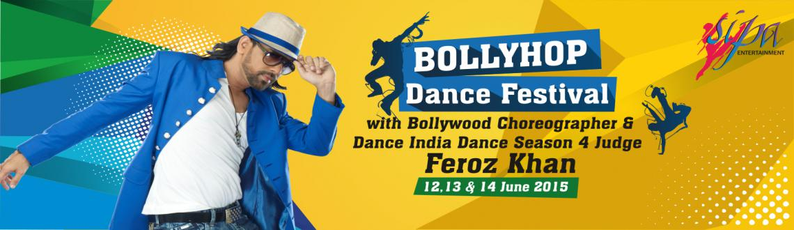 SIPA presents Bollyhop with Bollywood choreographer Feroz Khan