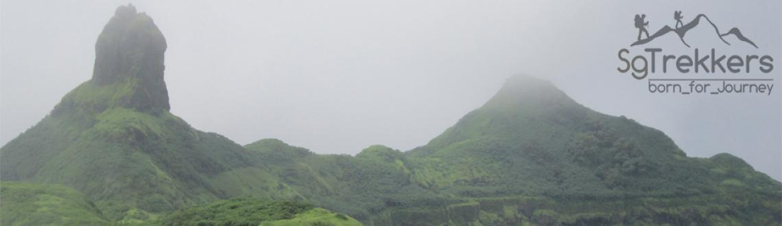 Monsoon Trek to TORNA FORT - 19th JULY,2015