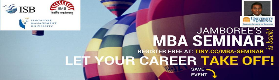 SEMINAR ON MBA IN INDIA  ABROAD