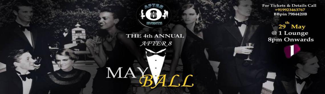 The 4th Annual After 8 May Ball