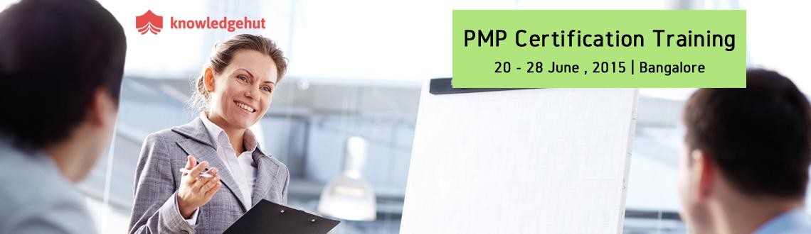 Book Online Tickets for PMP Certification Training in Bangalore(, Bengaluru.  