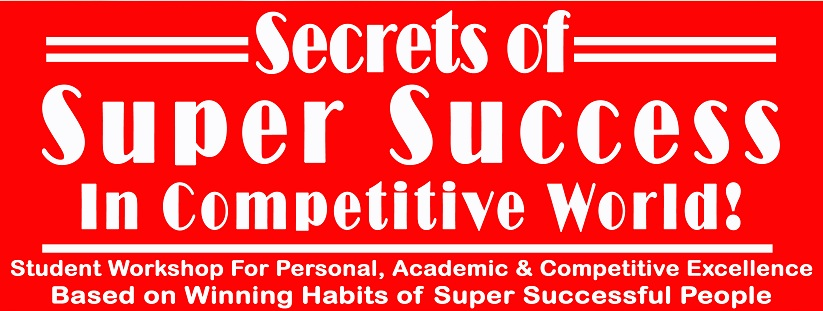 Secrets of Super Success in Competitive World by Anand Munshi