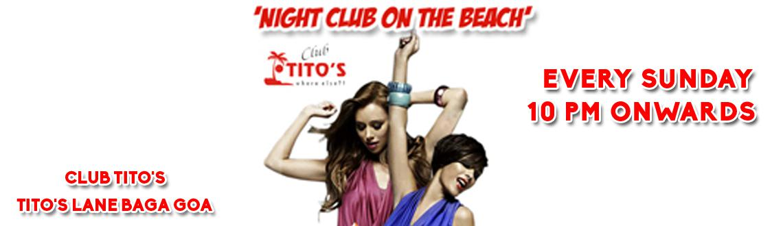 Titos Club Night