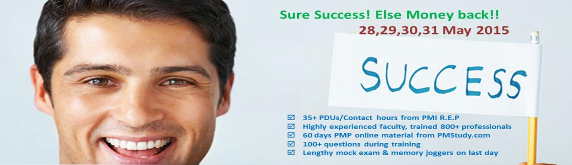 PMP Training (weekday) in Hyderabad May 2015 by 24x7coach - Sure Pass