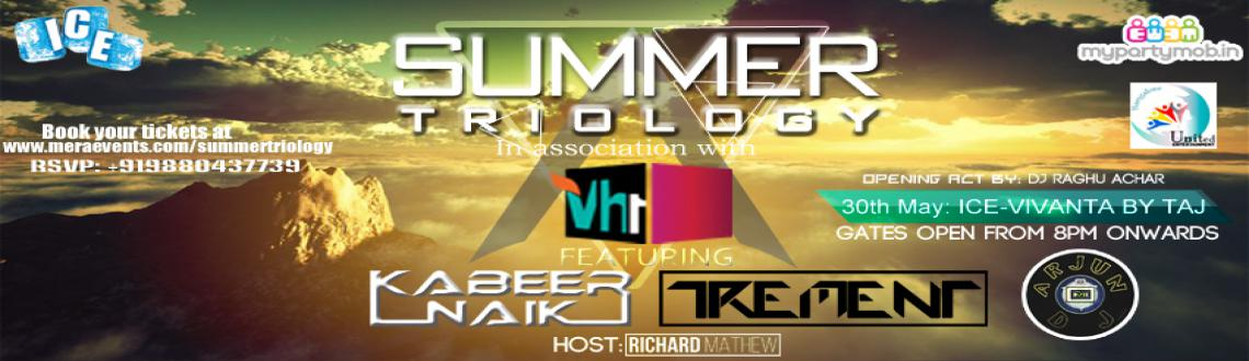 SUMMER TRIOLOGY in association with Vh1