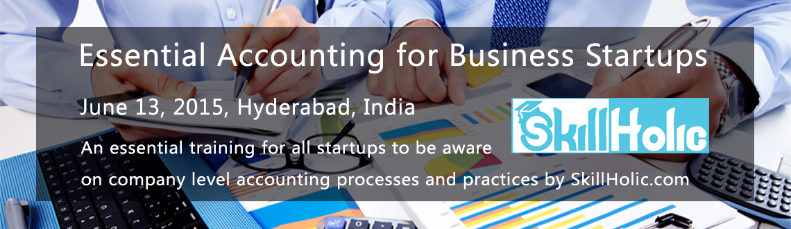 ESSENTIAL ACCOUNTING FOR BUSINESS STARTUPS